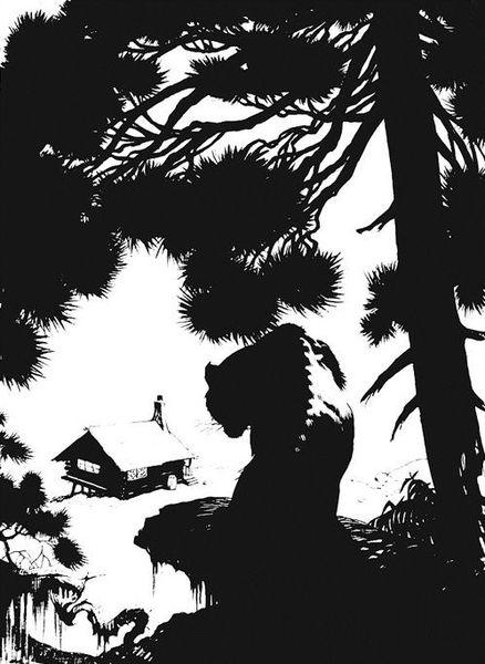 Le mystère des panthères noires et autres félins en promenade continue