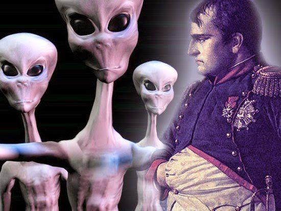 Napoléon Bonaparte aurait eu un implant extraterrestre