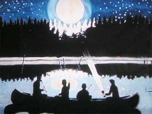 Image : illustration de l'affaire ovni aliens à Allagash
