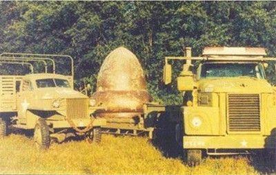 Le 9 décembre 1965 le crash ovni à Kecksburg en Pennsylvanie USA