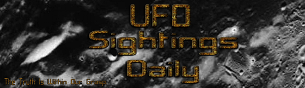 Les infos ovnis du site Ufo Sightings Daily de Scott C. Waring