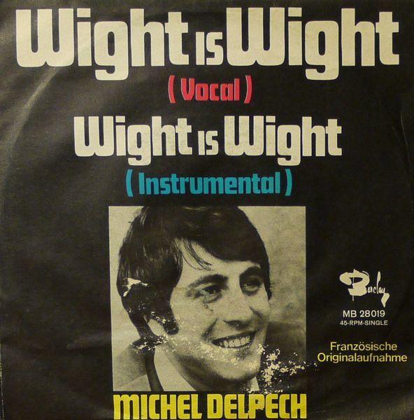 Le chanteur Michel Delpech est décédé le 2 janvier 2016