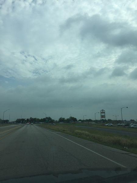 Photo n° 1. Ovni à Abilene au Texas, le 25 mai 2016...