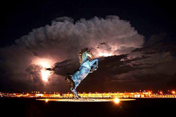 Le Bunker Secret de l'Apocalypse à l'aéroport International de Denver