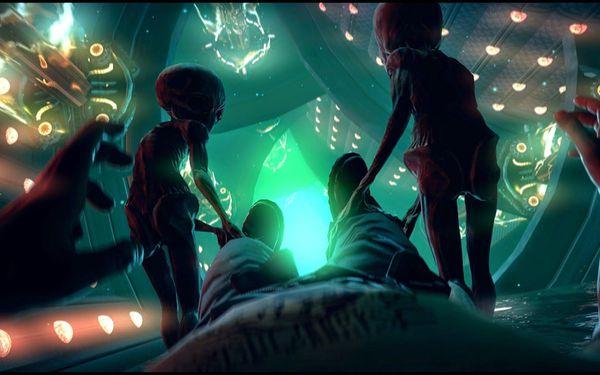 L'affaire des enlévements de deux jeunes filles au Québec par des Aliens