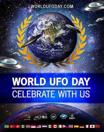 Journée mondiale des Ovnis ce 2 juillet 2016