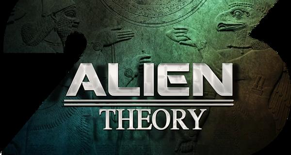 Alien theory et Paranormal à la Télé Numéro 23 ce mercredi soir 31 août 2016