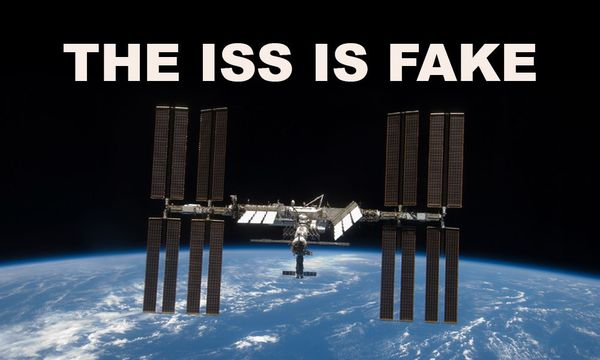 Le Mensonge de la Station Spatiale Internationale ISS