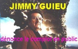 Triste souvenir Jimmy Guieu est décédé le 2 janvier 2000