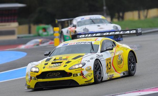 International GT Open : Victoire pour Aston Martin Racing GPR