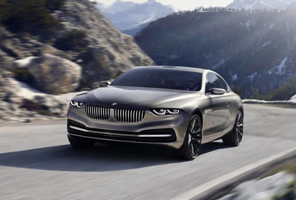 BMW Pininfarina Gran Lusso Coupé : «  In memory of… CS »