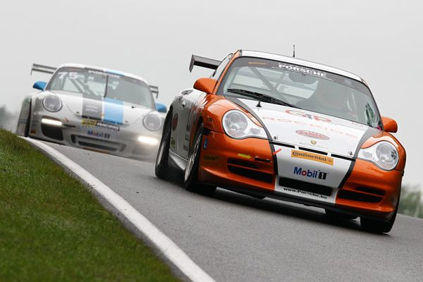 The Porsche GT3 Cup Challenge Benelux is back !