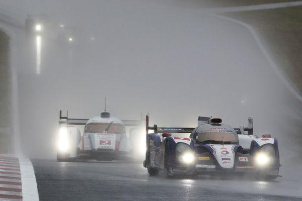 WEC-Fuji : La pluie ternit la victoire de Toyota Racing