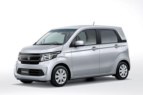 Honda N-WGN Concept