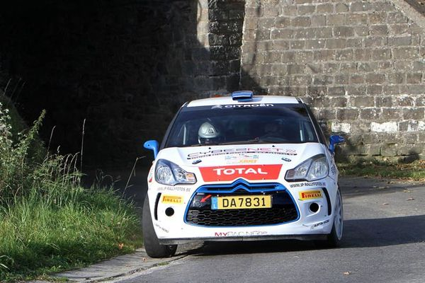 Citroën Racing Trophy Belux 2013 - East Belgian Rally : Caren Burton impose la DS3 R3 en Gr.R