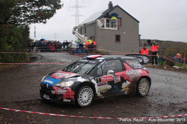 Rallye du Condroz - ES1 : Show Ben-Ahin, l'heure est à la decouverte !