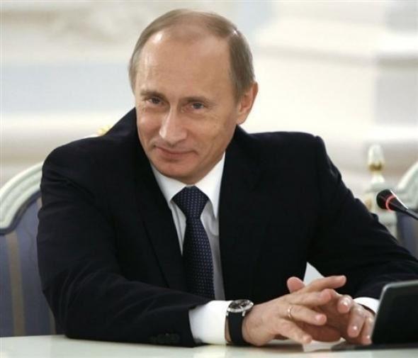 Et pendant ce temps là, Poutine se marre...