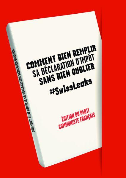Pierre Laurent s'adresse aux &quot&#x3B;évadés fiscaux&quot&#x3B;