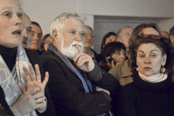 François Liberti et Véronique Calueba-Rizzolo ont totalisé 25,37 % des suffrages.  Photo : Vincent Andorra/PQF/Midi Libre