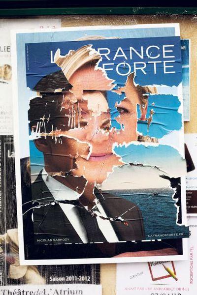 De Sarkozy à Le Pen… la surenchère sur les thèses extrêmes a ouvert la porte au pire.  Photo : Maxime Jegat/IP3