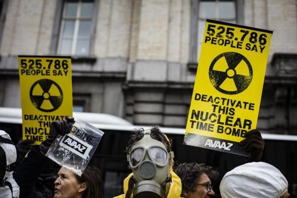 L'éventualité d'un « Tchernobyl » belge inquiète de plus en plus