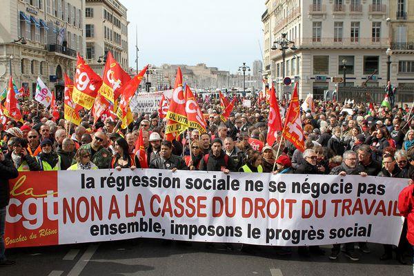 Loi travail : nouvelle journée de grève et de manifestations le 28 avril