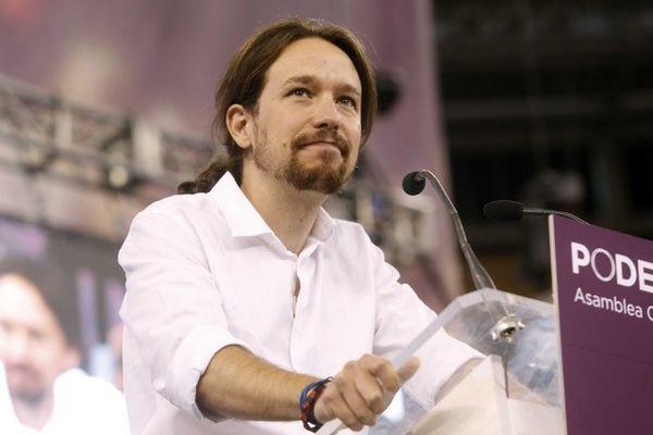 Les sympathisants de Podemos plébiscitent la ligne &quot&#x3B;Iglesias&quot&#x3B;