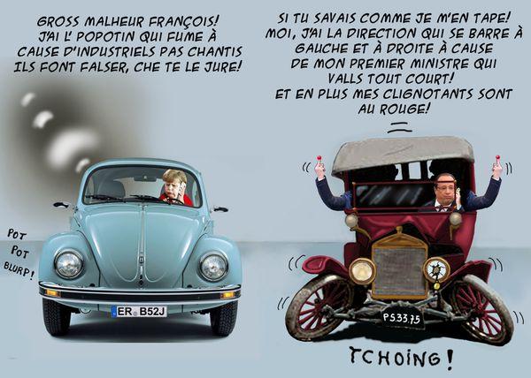 Valls à mis le temps