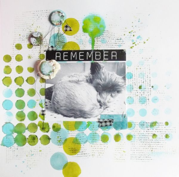 DT Cre8tive Cre8tions : remember