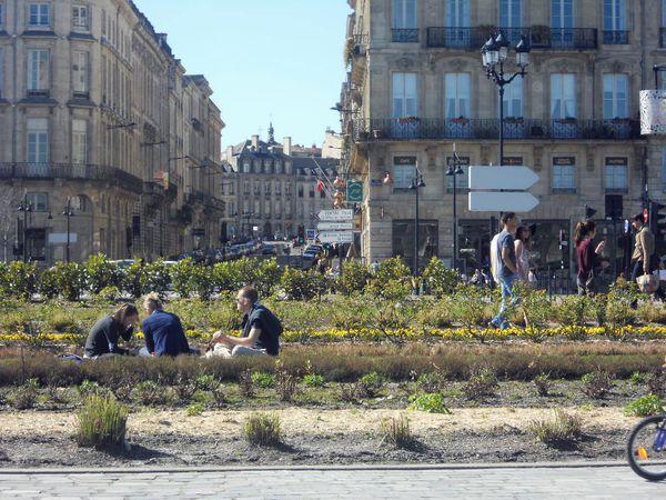 un dimanche à Bordeaux