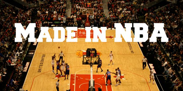 Made in NBA #1