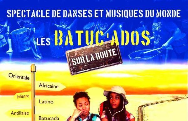 Les Batuc'ados encore sur la route !