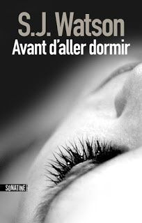 Quand il pleut on lit , et le soir, &quot&#x3B;Avant d'aller dormir&quot&#x3B; ... Il est bon de lire... En moyenne un français lit 7 heures par semaine et ce livre de S.J WATSON, peut vous tenir éveillez toute la nuit, un thriller haletant ! Merci clé clé c'était super !