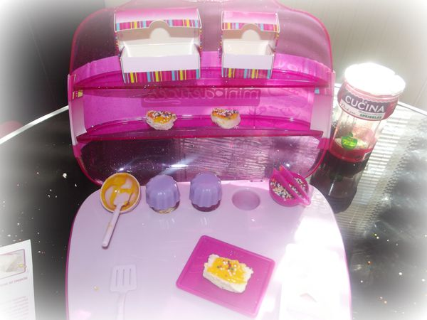 Mini-Délices : atelier valisette et choco party ! #test
