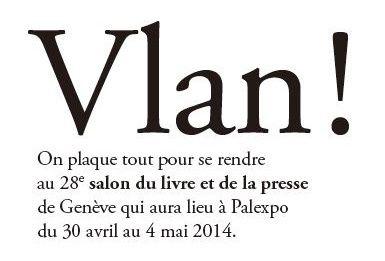 Genève : le 28 e salon du livre et de la presse