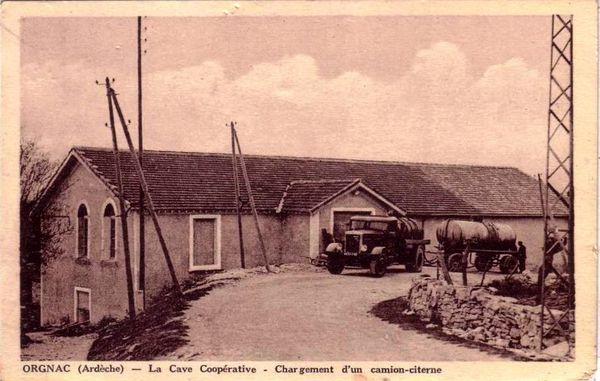 ORGNAC (Ardèche)