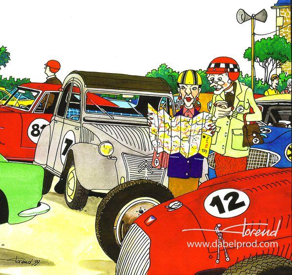 Tour de France Auto