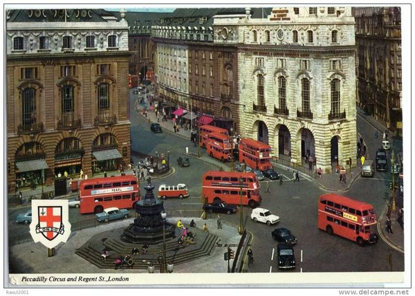 Piccadilly Circus…