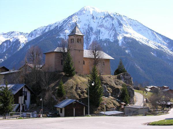 Accès/Bienvenue à Champagny en Vanoise
