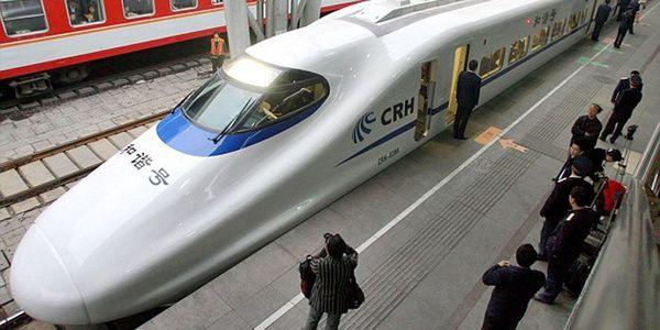 Un train qui relierait la Chine et les USA
