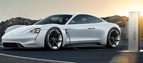 Porsche lance son projet de voiture électrique