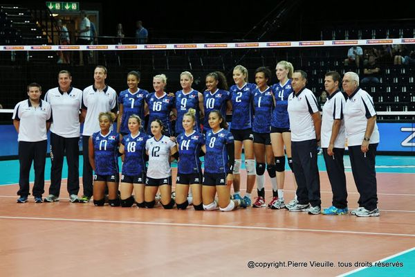 volley CEV 2013 european championship women zurich france belgique italie suisse feminine photo picture