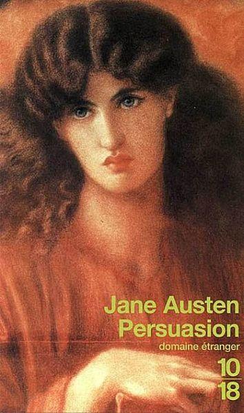 Persuasion, de Jane Austen
