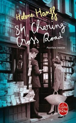 84, Charing cross road, d'Helene Hanff