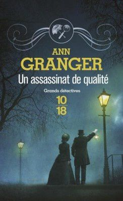 Un assassinat de qualité, d'Ann Granger