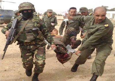 Algérie : Les forces armées bouclent la région &quot&#x3B;est&quot&#x3B; du pays