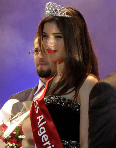 L'Algérie vient d'avoir sa « Miss 2013 »