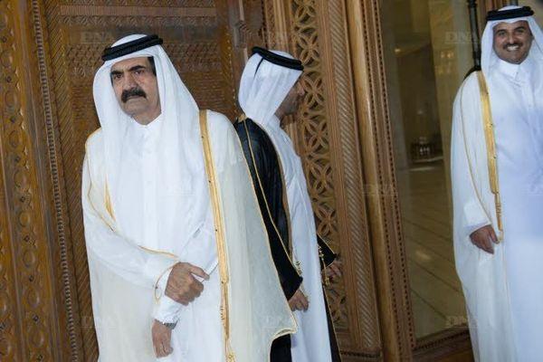 Cheikh Hamad Ben Khalifa Al-Thani aurait été destitué