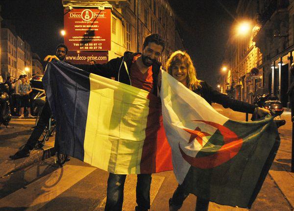 Les Algériens et les Français se démarquent des auteurs des troubles d'après-match : « Ces individus ne peuvent pas représenter les deux peuples frères avec des comportements de voyous»