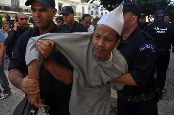 Ali Belhadj interpellé par les forces de sécurité